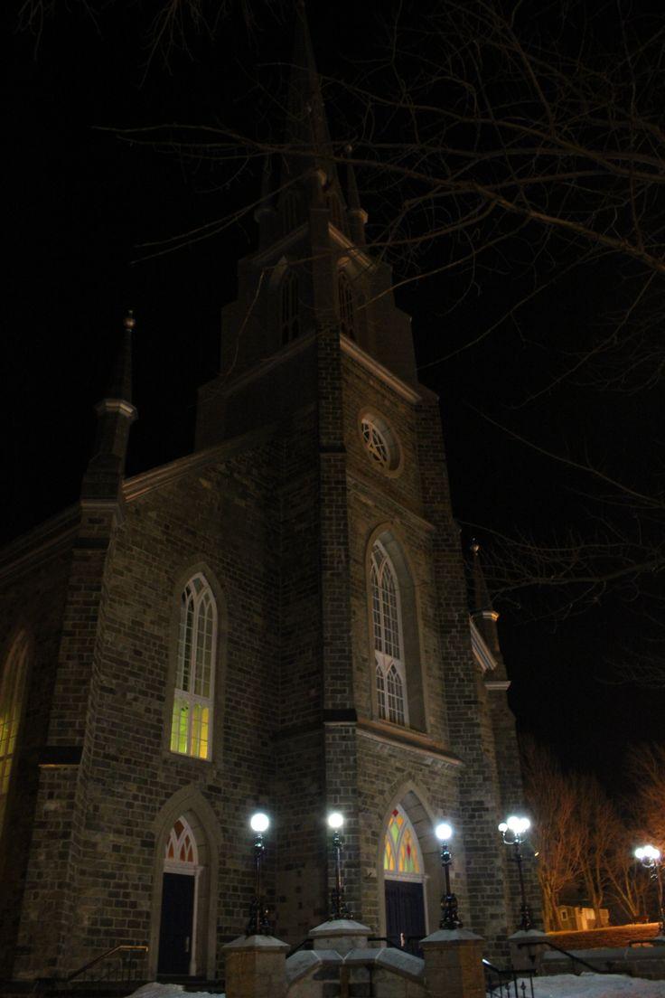Rivière-du-Loup - Église St-Patrice