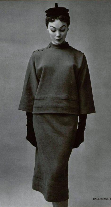Cristóbal Balenciaga, 1951
