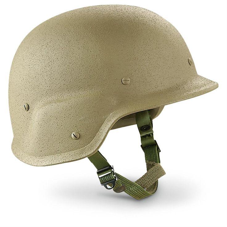 Vet U.S. Military Surplus Helmet with Kevlar®
