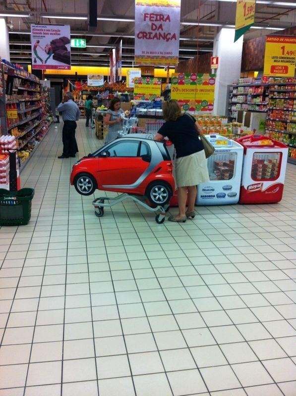 Smart Carro Auriga Cool Marketing