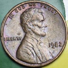 Do You Have A 1983 D Penny If So Then You Might Have The Rare 1983 Copper Penny Worth 15 000