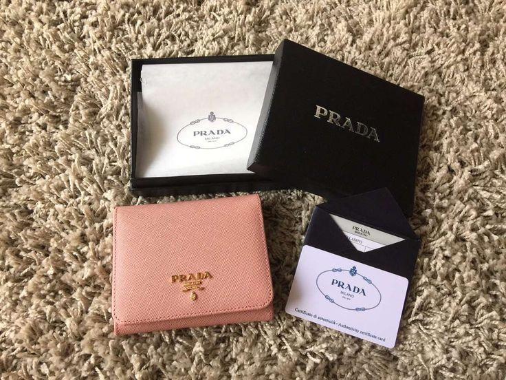 Prada New Wallet