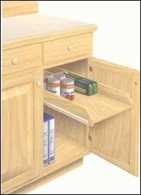 Как сделать шкафчики удобными