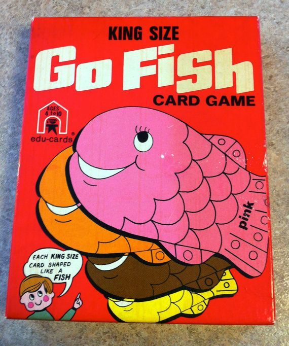 22 best images about go f i s h on pinterest for Go fish games
