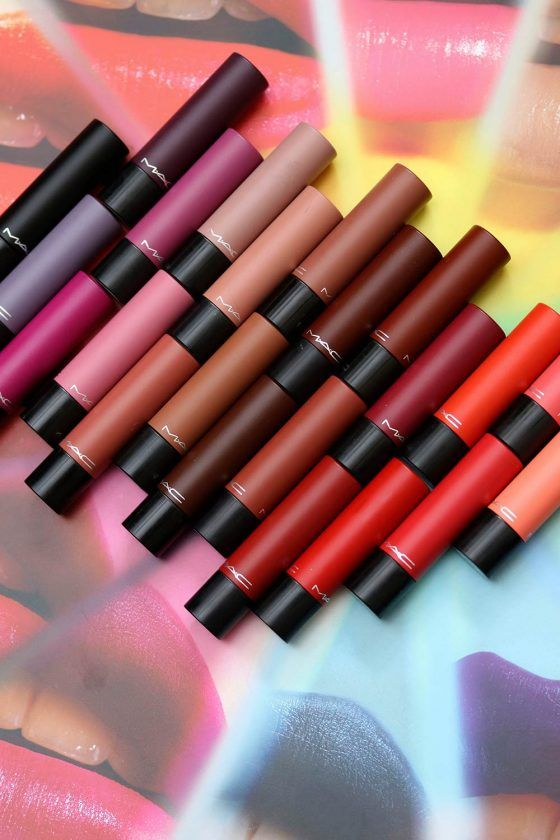 Swatches of All 22 MAC Liptensity Lipsticks and a Quick NorCal Fire Update