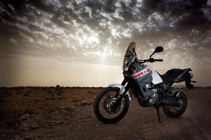 Yamaha XT660Z Ténéré | DE MOTORSITE