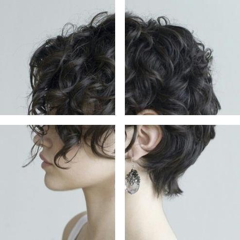 Wavy Hair | White Wavy Hair | Beautiful Curly Hair Girl