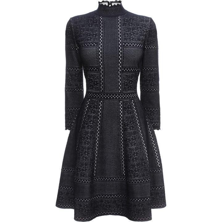 Full Circle Mini Dress