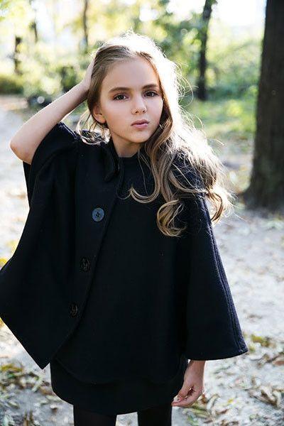 Лина Дергачева самые красивые девочки-модели