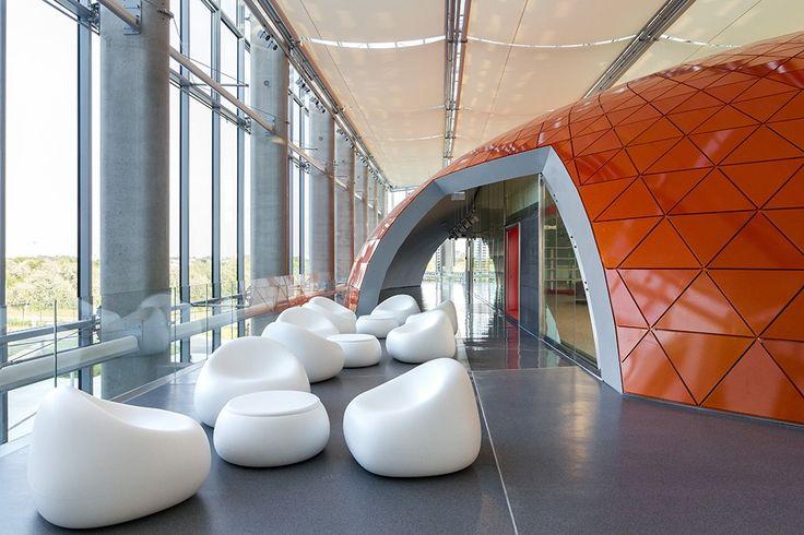 Eli-Alps Research facility Szeged    #basiccollection #basicfurniture #researchfacility #officefurniture #interiordesign #designfurniture