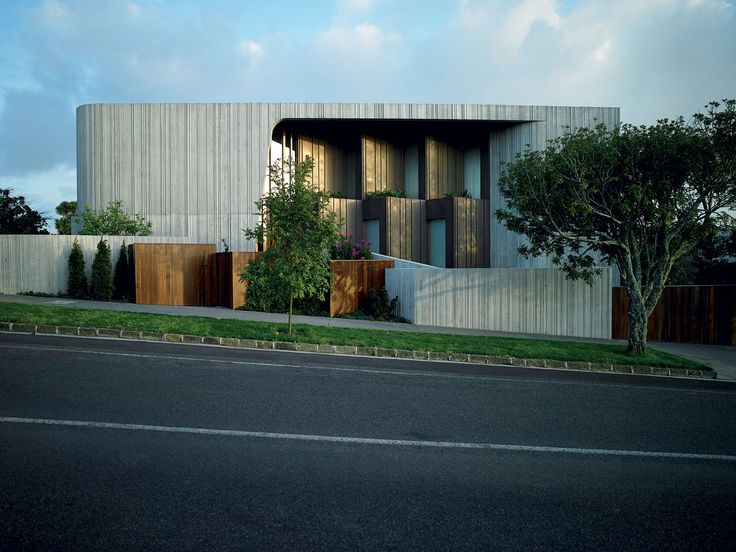 Insitu House, Auckland, by Stevens Lawson Architects – housing award.