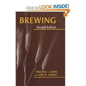 Homebrew Finds: Great Deal: Brewing by Michael Lewis and Tom Young - $15.08! Record Low