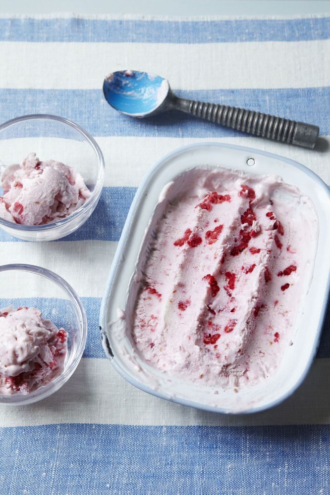 5:2 Bikini Diet Recipes raspberry frozen yogurt