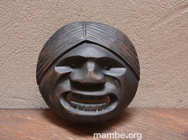 Decora tu casa con máscaras tradicionales del Putumayo! ( Colombia) #Artesanias Cómpralo en Mambe.org!