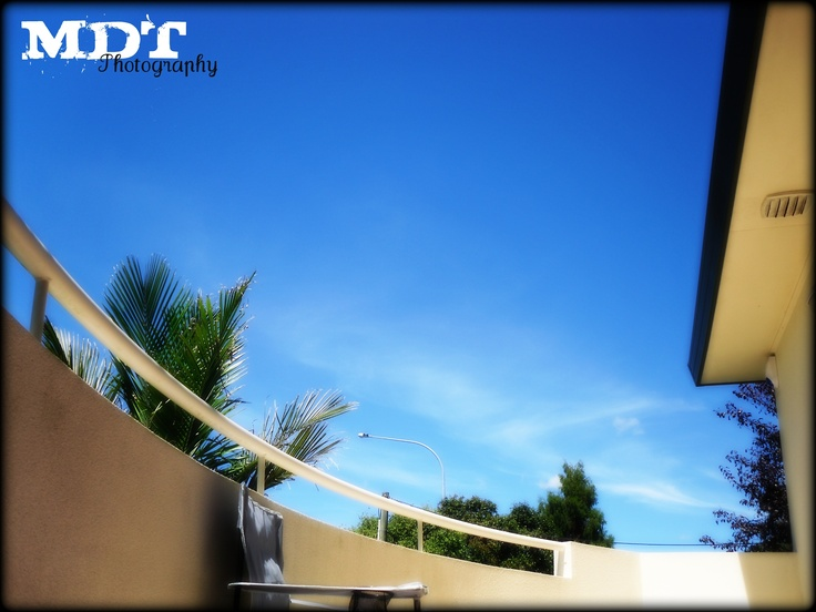 lying on my balcony when i took this photo :)