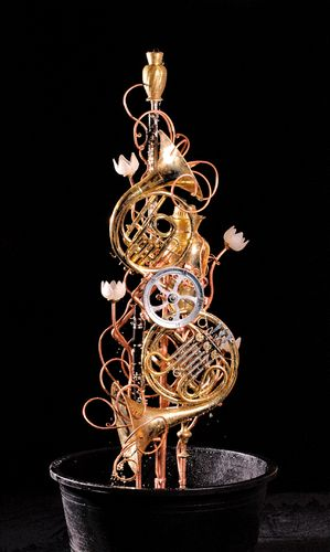 17 Best Images About Musical Instrument Sculptures On
