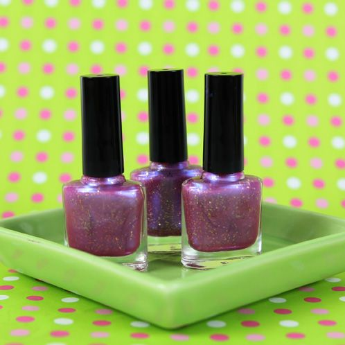 Sugar Plum Nail Polish Tutorial   I'm so excited that I have all the ingredients to formulate this polish!