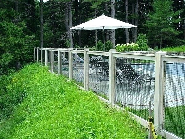 Pool Fence Ideas Pool Fence Ideas New Woodworkers Custom Fence Company For Picket Fences Privacy Fences And Latti Fence Around Pool Fence Design Diy Pool Fence