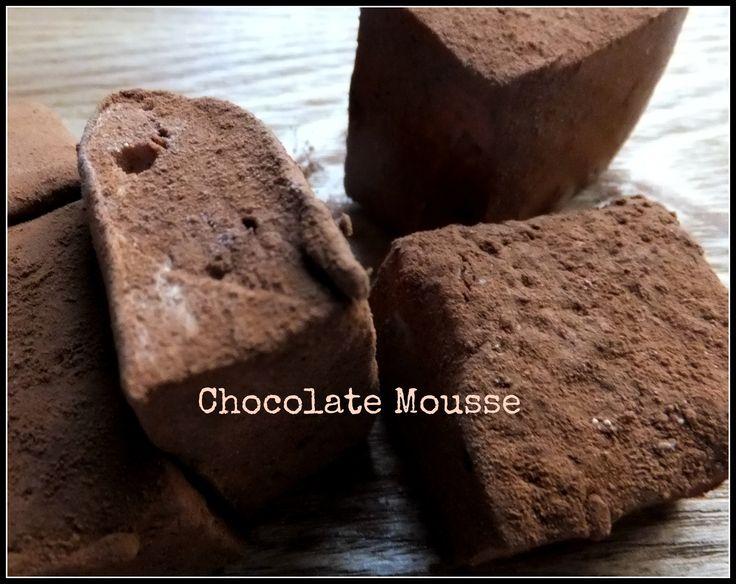 Chocolate Mousse Marshmallows, handmade in Ireland by Mallow Mia® marshmallows.