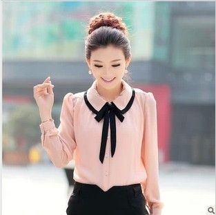 Pink Blouse 38