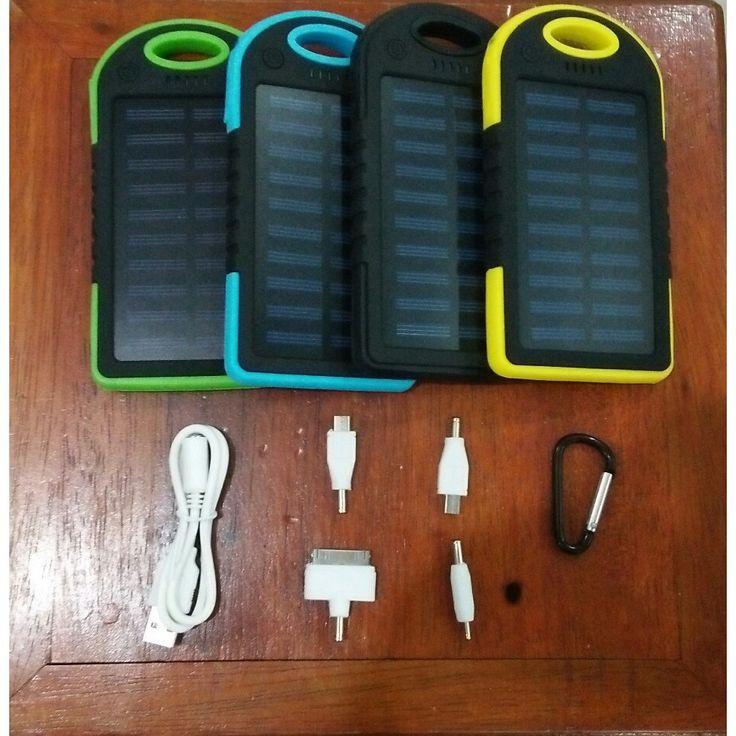 Saya menjual Power bank / powerbank solar / tenaga matahari / tenaga surya seharga $40250.00. Dapatkan produk ini hanya di Shopee! https://shopee.co.id/yunie_store/261341895 #ShopeeID