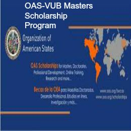 OAS-VUB Masters Scholarship Program in Belgium, and applications are submitted till April 24th, 2015. Applications are invited for OAS Scholarship to pursue masters studies at the Free University of Brussels (Vrije Universiteit Brussel). - See more at: http://www.scholarshipsbar.com/oas-vub-masters-scholarship-program.html#sthash.VogvZunD.dpuf