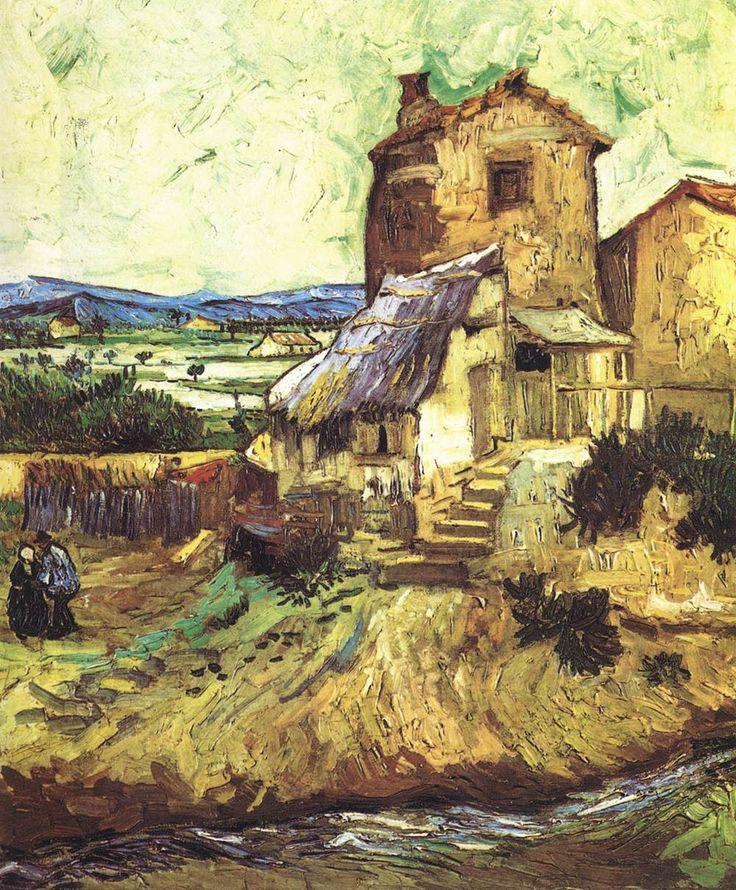 60 best vincent van gogh various paintings 1888 1889