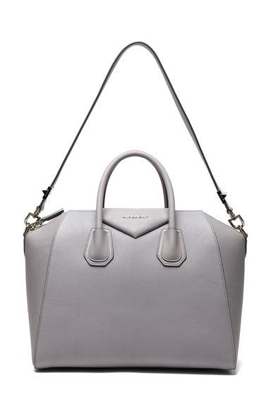 GIVENCHY|Medium Antigona in Grey [5]