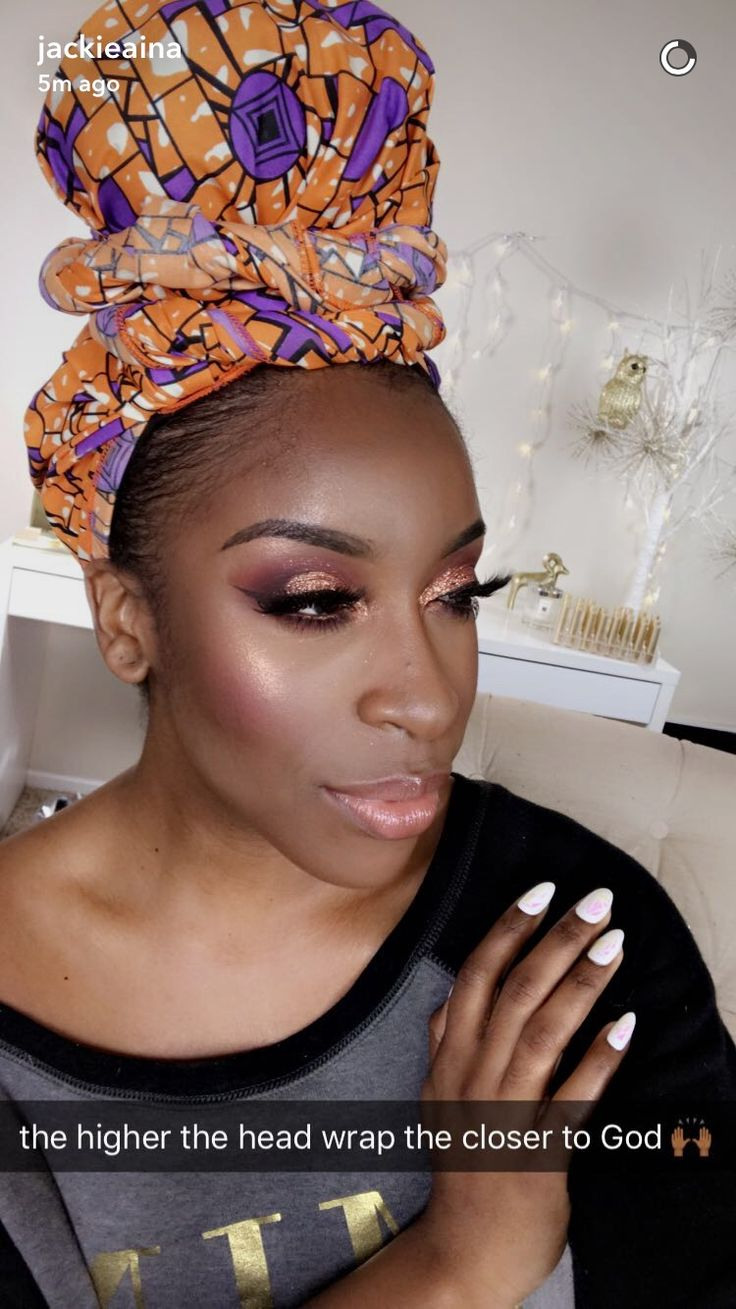 The beautiful Jackie Aina does it again