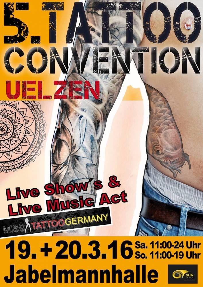 5 Tattoo Convention Uelzen Tattoo Filter