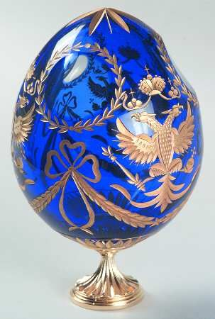 Faberge Faberge Crystal Egg at Replacements, Ltd