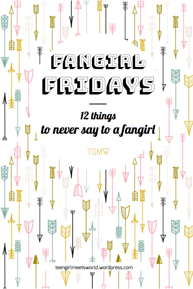 Becoming a fangirl (or fanboy) is one of the best things to ever happen. You're part of an amazing community, fandom jokes are hilarious, and you've got loads of hot fictional guys (or girls) to crush on. But if a non-fangirl (or non-fanboy) happens to insult you…things might just turn deadly.