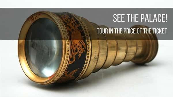Free Tours in Wilanow Palace | focus on the history and design of the palace interiors. For the price of the ticket to the palace