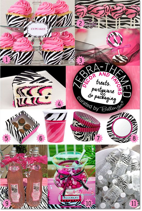 best  zebra party decorations ideas on   zebra party, Baby shower invitation