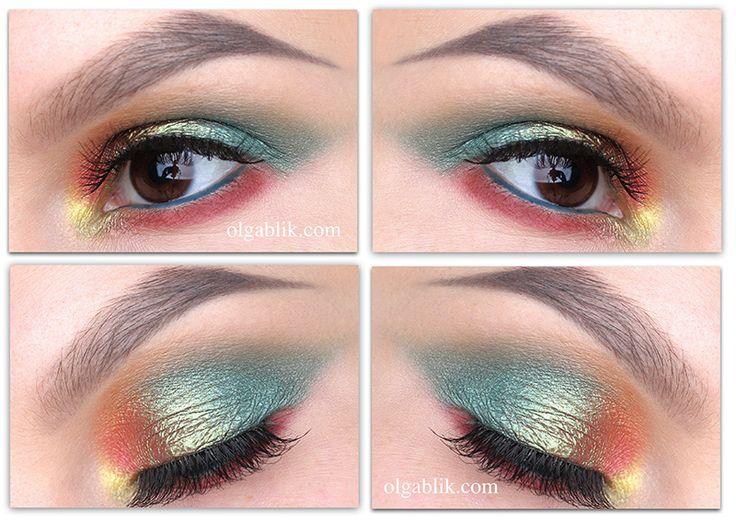 Viseart Boheme Dream Eye Palette 02