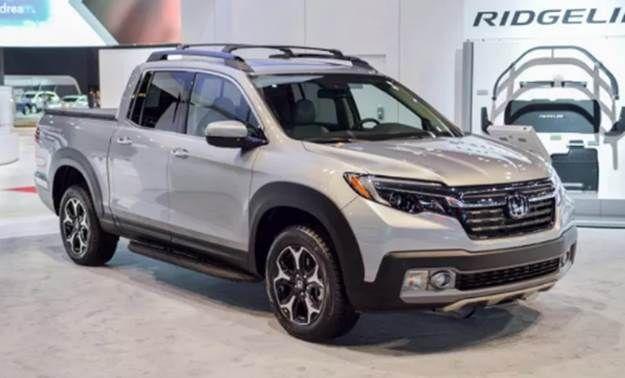 2021 Honda Ridgeline Redesign Release And Price Blog Honda Release Kendaraan