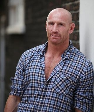 Gareth Thomas (born 25 July 1974), nicknamed 'Alfie', is a retired Welsh professional rugby player. Read more: http://en.wikipedia.org/wiki/Gareth_Thomas_(rugby)