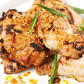 Coconut Chicken, a recipe from the ATCO Blue Flame Kitchen.