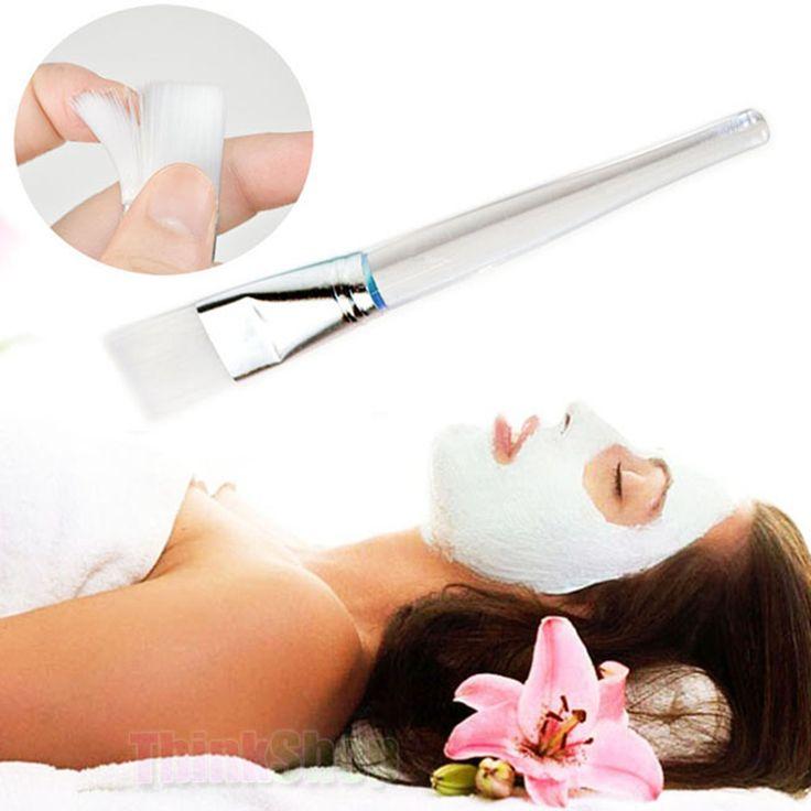 Lot 5 PCS Mask Brush Makeup Facial Eye Face Women Lady Girl Eyes Cosmetic Beauty Soft Brush Tool