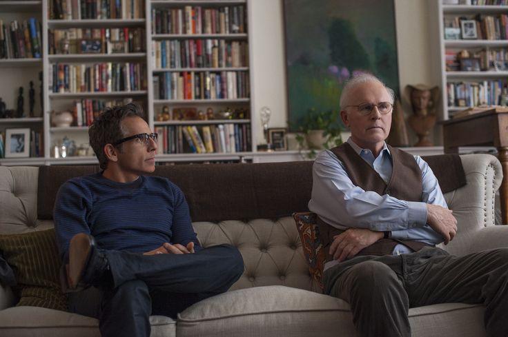Film still from Noah Baumbach's WHILE WE'RE YOUNG - starring Ben Stiller, Naomi Watts, Amanda Seyfried, and Adam Driver - screening at #TIFF14