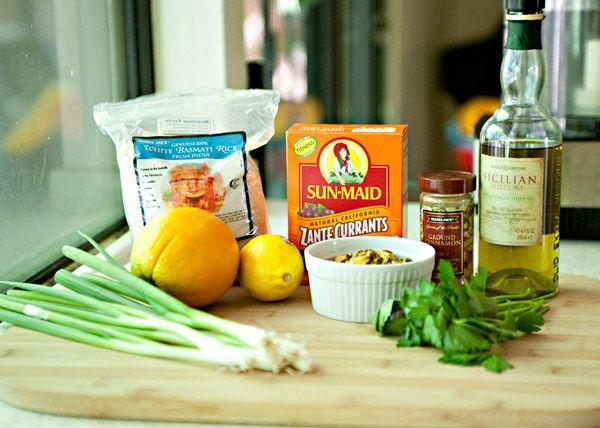 Baked Bree | Mediterranean Rice Salad