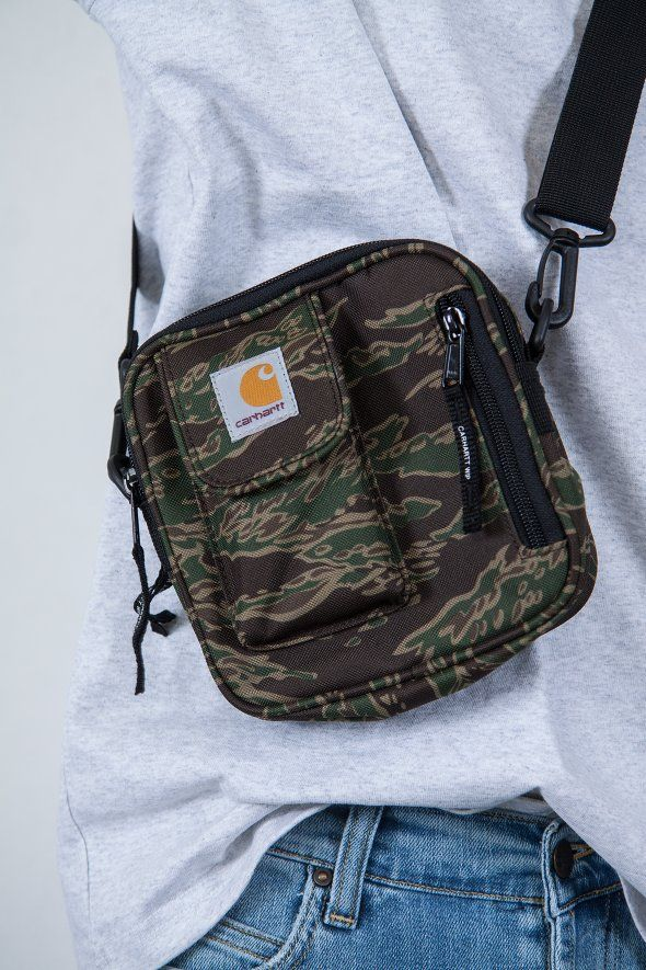 Carhartt - Essentials Bag Small,  carhartt bag, carhartt camouflage, carhartt clothing, carhartt work in progress, carhartt accessories, accessories, carhartt army,