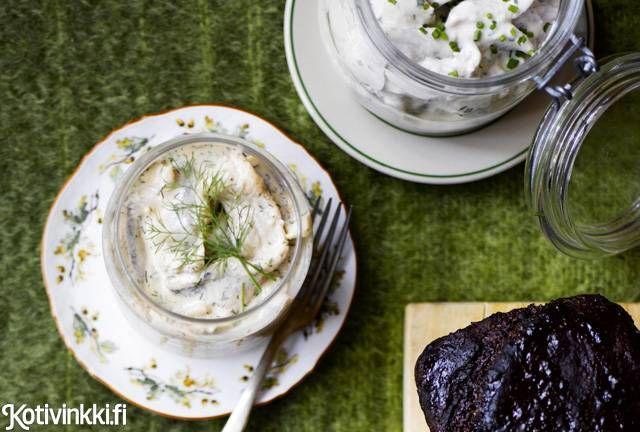 Valkosipulisilakat – katso resepti!   Kotivinkki