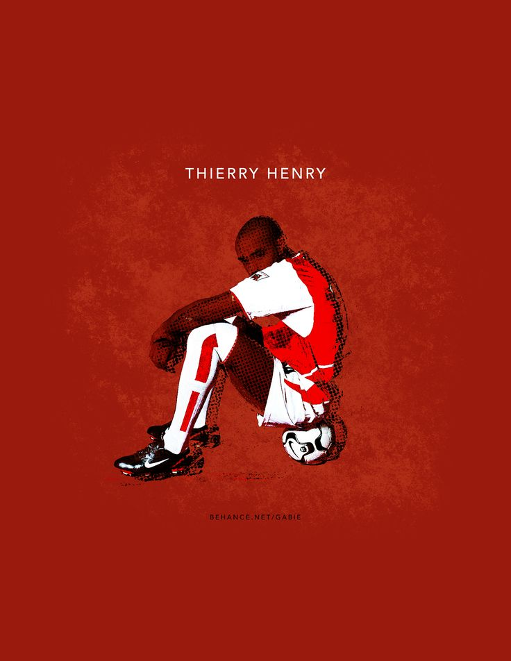 The Invincibles: Arsenal Greats on Behance