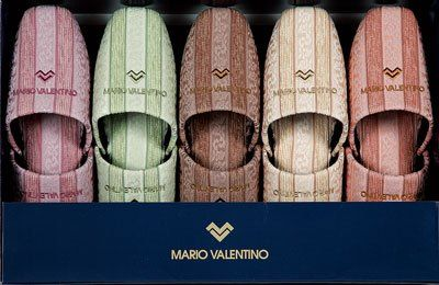 Mario Valentino slippers Muza 5P Gift Set >>> Continue to the product at the image link.