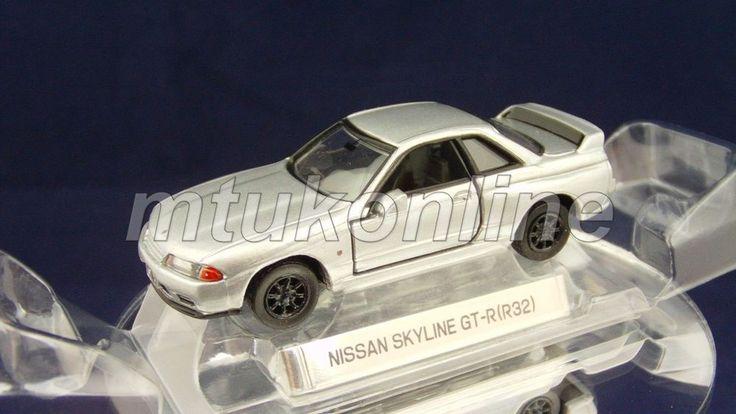 TOMICA LIMITED NISSAN SKYLINE GT-R | R32 | 1/59 | SET SPLIT | 2001 | NO BOX