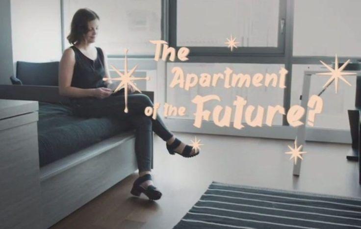 ベッドやクローゼットに変形するロボット家具「オリ」──それは果たしてどこまで便利なのか?|WIRED.jp