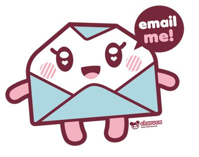 Email me!! by charuca, via Flickr