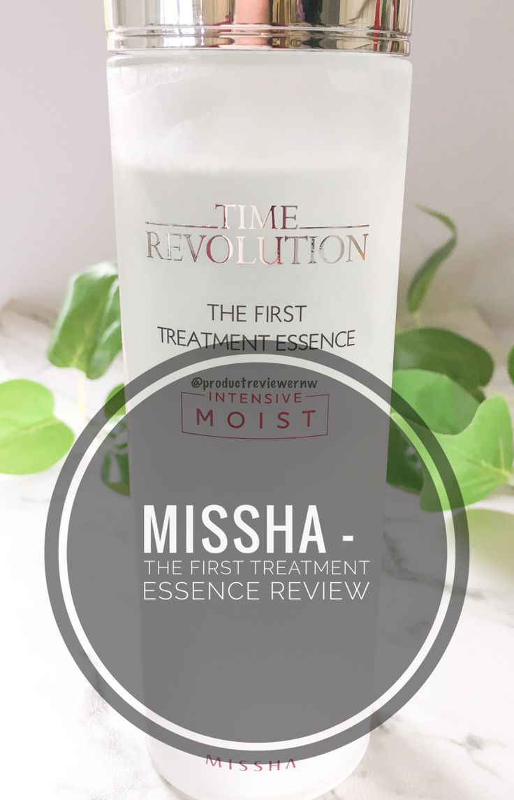 Missha The First Treatment Essence Review