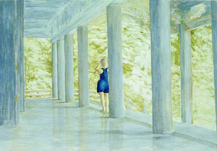 La Natura dell'Incanto – Dove si guarda I (a Luigi Ghirri) | 1991